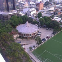 Photo taken at Iglesia Maria Auxiladora by Luis H. on 12/15/2012