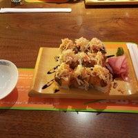 Photo taken at Sushi Yoshi by ROYAL B. on 1/24/2013