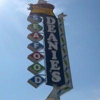 Photo taken at Deanie's Seafood by Joe L. on 10/16/2012