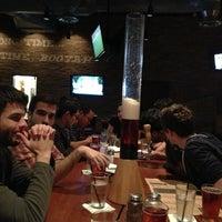 Photo taken at Brick House Tavern + Tap by Joel R. on 2/8/2013