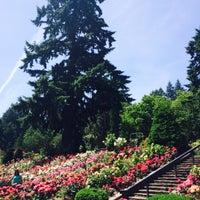 Foto tirada no(a) Washington Park por Susanna B. em 6/16/2015