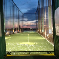 Photo taken at The Golf Club at Chelsea Piers by Rob W. on 6/18/2013