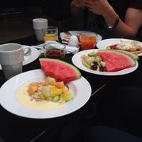 Photo taken at Scandic Sergel Plaza Restaurant by Sini A. on 5/28/2014