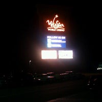 Photo taken at WinStar Poker Room by Michael G. on 9/23/2012