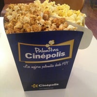 Photo taken at Cinépolis by Faby F. on 4/2/2013