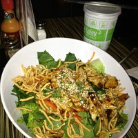 Photo taken at Super Salads by Sergio A. on 1/7/2013