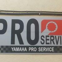 Photo taken at YAMAHA Service Center (sewri) by VIKRANT M. on 10/12/2013