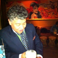 Photo taken at Bad Juju Tiki Bar by Danny C. on 3/26/2013