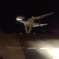 Photo taken at Airbus Military San Pablo Sur by Lizbet P. on 12/5/2013