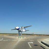 Photo taken at Airbus Military San Pablo Sur by Lizbet P. on 7/26/2013