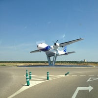Photo taken at Airbus Military San Pablo Sur by Lizbet P. on 7/3/2013