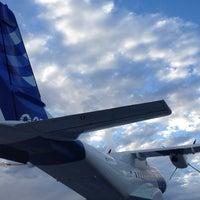 Photo taken at Airbus Military San Pablo Sur by Lizbet P. on 7/2/2014