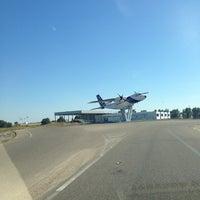Photo taken at Airbus Military San Pablo Sur by Lizbet P. on 6/11/2013