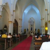 Photo taken at Igreja Nossa Senhora Do Carmo by Willames on 3/29/2013