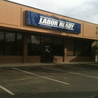Photo taken at Labor Ready, South Charleston, WV by Denise R. on 5/6/2013