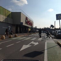 Photo taken at Auchan by Luca C. on 10/12/2013