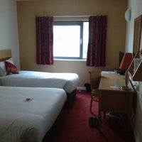 Photo taken at Jurys Inn Brighton by Alex E. on 5/17/2013