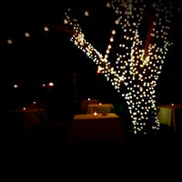 Photo taken at Quiessence Restaurant by Michelle L. on 1/24/2015