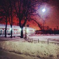 Photo taken at Военный Институт Физической Культуры by eug b. on 1/13/2013