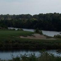 Photo taken at Grande Dunes Golf Course by Douglas K. on 10/7/2012