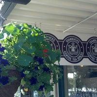 Photo taken at Starbucks by Cj R. on 2/14/2013