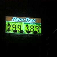 Photo taken at RaceTrac by Diamond P. on 12/20/2012