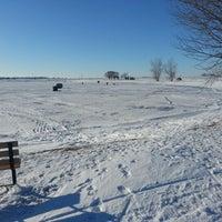 Photo taken at Lake Petocka by Jonathan S. on 1/4/2013