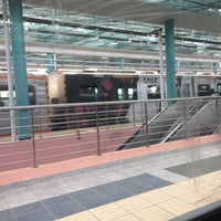 Photo taken at Eirini ISAP Station by Stella 🌸🌸🌸 M. on 1/14/2018