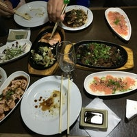 Photo taken at Restaurante Oriental Nagami by Rodrigo S. on 5/21/2016