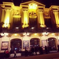 4/21/2013 tarihinde Victor M.ziyaretçi tarafından Teatro Renault'de çekilen fotoğraf