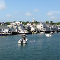 Photo taken at Steamship Authority - Hyannis Terminal by Maddie H. on 10/9/2013