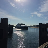 Photo taken at Steamship Authority - Hyannis Terminal by Maddie H. on 10/23/2017