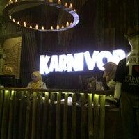 Photo taken at Karnivor by Mellz V. on 3/22/2013