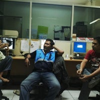 Photo taken at Front office TPK KOJA by Ady P. on 7/6/2013