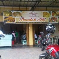 Photo taken at Pondok Abi by Alexander M. on 7/1/2013