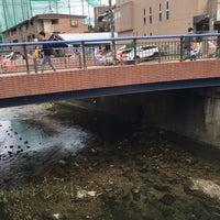 Photo taken at 関根橋 by Michael K. on 10/23/2015