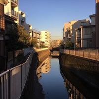 Photo taken at 関根橋 by Michael K. on 11/4/2015