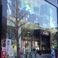 3/21/2013にMichael K.がサッカーショップKAMO 原宿店で撮った写真