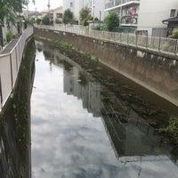 Photo taken at 関根橋 by Michael K. on 9/11/2016