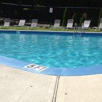 Photo taken at Poolside by Jaime C. on 7/6/2013