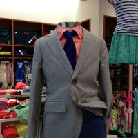 Photo taken at J. Crew by Clau R. on 5/10/2013