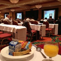 Photo taken at Renaissance Dallas Richardson Hotel by Miggy M. on 12/6/2012