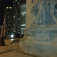 Photo taken at Fort Dearborn by Eric C. on 10/27/2012