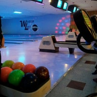 Photo taken at Westbrook Bowling Lanes by Meg T. on 12/14/2014