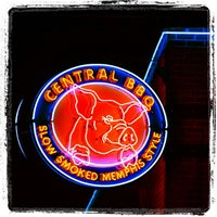 Photo taken at Central BBQ by Brandon A. on 12/11/2012