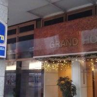 12/28/2012 tarihinde Gleb K.ziyaretçi tarafından Hotel Hungaria City Center'de çekilen fotoğraf