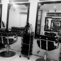 Photo taken at Goddess Salon by Zirjaye S. on 8/17/2013