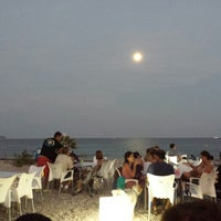 Photo taken at Chiringuito playa Varadero by Pietro M. on 8/19/2013