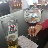 Photo taken at Jupiler Sports Bar by Jonas W. on 9/18/2012