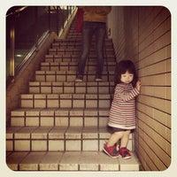 Photo taken at Tsutaya by ga4 on 10/14/2012